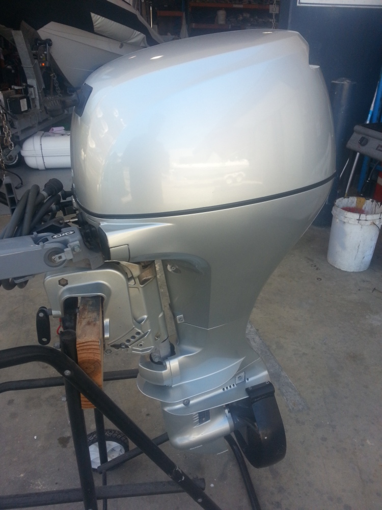 15hp honda 4 stroke outboard motor boat engine in for New honda boat motors